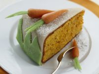 Iced Carrot Cake recipe