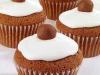 Iced Choc Mini Cakes recipe