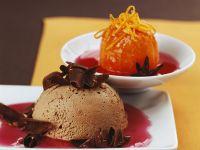 Iced Chocolate Souffle recipe