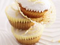 Iced Citrus Cakes recipe