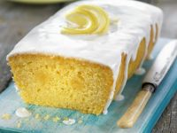 Iced Citrus Drizzle Loaf recipe
