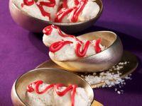Iced Coconut Meringues
