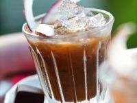 Iced Coffee with Coconut recipe