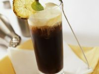 Iced Coffee with Rum recipe