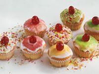 Iced Cupcakes recipe
