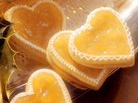 Iced Orange Shortbread Cookies recipe