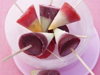 Icy Fruit Pops recipe