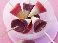 Icy Fruit Pops recipe