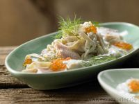Trout roe Recipes