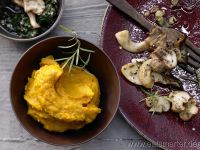 Hokkaido pumpkin Recipes