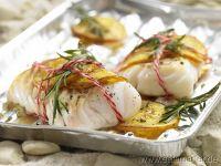 Cod fillet Recipes