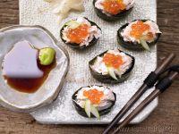 Salmon caviar Recipes