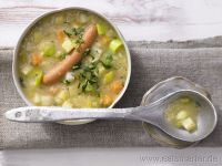 Soup vegetables (carrot, leek, parsnip) Recipes