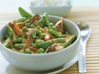 Indian Chicken and Pea Ragu recipe