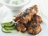 Indian Chicken Skewers recipe