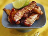 Indian Chicken Strips recipe
