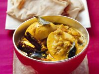Indian Curry with Eggs recipe