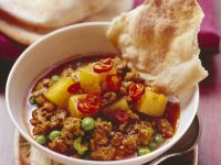 Indian Ground Meat Stew recipe
