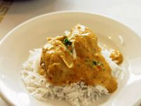 Indian Dumpling Curry recipe