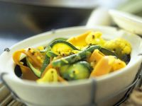 Indian Spiced Vegetables recipe
