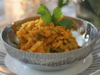 Indian-style Sweet Potatoes recipe