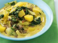 Indian-style Yellow Curry recipe