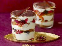 Individual Berry Tiramisu recipe