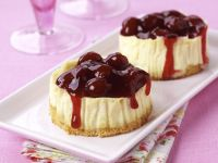 Individual Cheesecake Desserts recipe