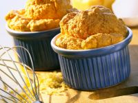 Individual Cheesy Souffles recipe