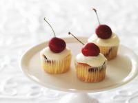 Individual Cherry Cakes recipe