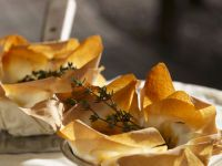 Individual Chicken Filo Pies recipe