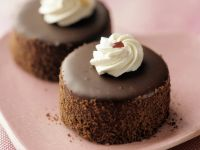 Individual Choco Puddings recipe