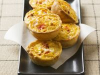 Individual Egg Tartlets recipe