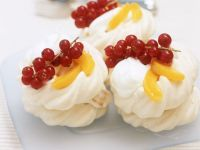 Individual Fruit Pavlovas recipe