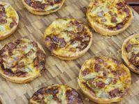 Individual Ham Tarts recipe