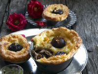 Individual Lamb and Fig Pot Pies recipe