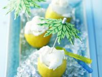 Individual Lemon Sorbets recipe