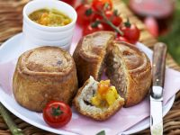 Individual Meat Pies recipe