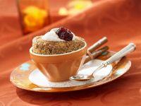 Individual Nut Coffee Souffles recipe