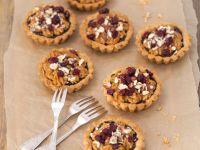 Individual Sweet Cranberry Tarts recipe