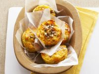 Individual Vegetable Frittatas recipe