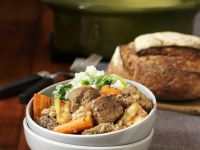 Irish Stout Lamb Stew recipe