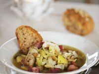 Irish Sausage Stew recipe