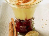 Italian Custard Dessert recipe