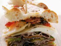 Italian Deli-style Sandwich recipe