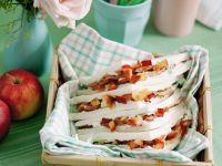 Italian Fruit and Soft Cheese Sandwich recipe