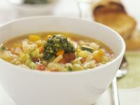 Italian Minestrone Soup recipe