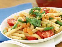 Macaroni with Vegetables recipe