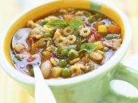 Italian Pasta Soup recipe