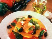 Italian Pepper Salad recipe